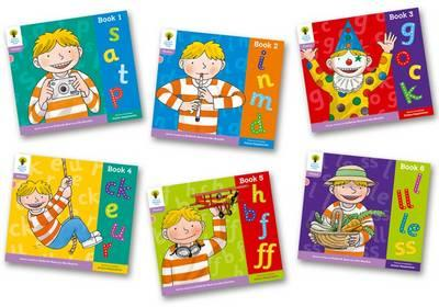 Oxford Reading Tree: Level 1+: Floppy's Phonics: Sounds and Letters