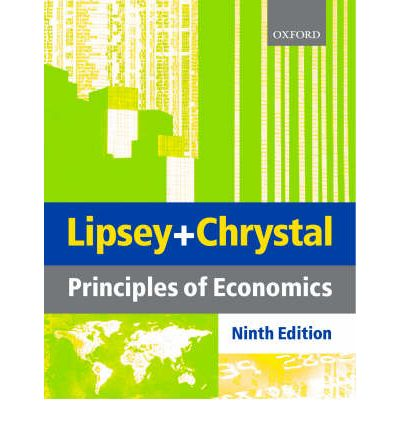 Richard lipsey and alec chrystal economics 12th edition