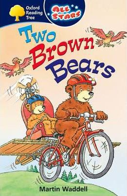 Oxford Reading Tree: All Stars: Pack 1: Two Brown Bears