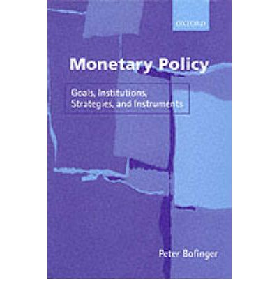 an analysis of the goals of the monetary policy Contributions to the analysis of monetary problems contained in the annual reports of de nederlandsche bank and in on the objectives and instruments of monetary policy 12 1 objectives of monetary policy 12 2 essential characteristics of monetary policy 13 3 instruments of monetary policy and the.