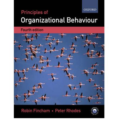 principles of organizational behavior Organizational buying decisions frequently involve a range of complex technical dimensions these could be complex technical specifications of the physical products, or complex technical specifications associated with services, timing, and terms of delivery and payment.