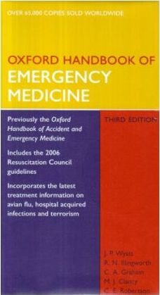 Oxford Handbook of Emergency Medicine: WITH Oxford Handbook of Pre-hospital Care Pack