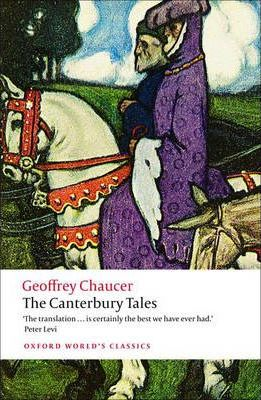 An analysis of the novel the canterbury tales by geoffrey chaucer