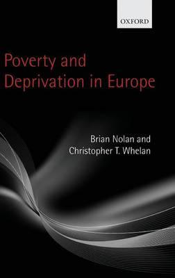Poverty as the deprivation in well being