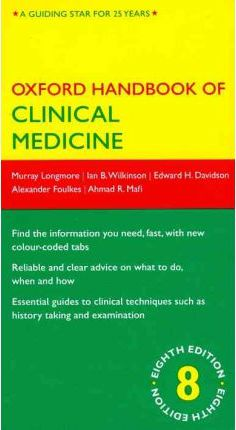Oxford Handbook of Clinical Medicine: WITH Emergencies in Clinical Medicine
