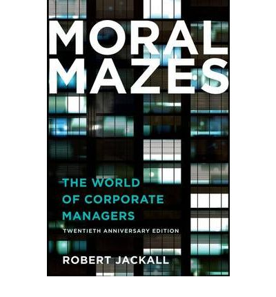 moral mazes Definition of moral mazes from all online and printed dictionaries.