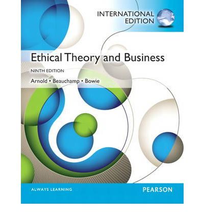 Gratis bog download mp3 Ethical Theory and Business