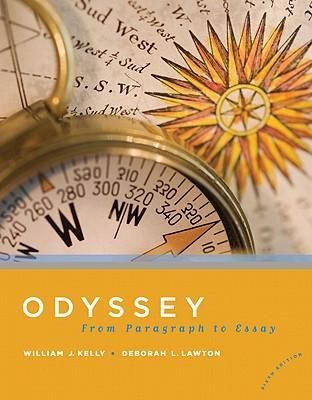 odyssey from paragraph to essay ebook Schein, seth l reading the odyssey: selected interpretive essays princeton, nj: write an essay based on the book odyssey by homer and the movie the odyssey.