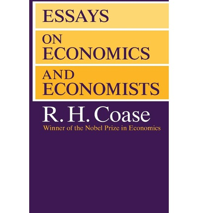 essays on economics and economists Essays on economic aspects of sport tse contributors write op-eds and occasional essays on economic aspects of sport while our academic journal articles are best searched on our individual web sites (see this page), the list below contains some of our writing oriented towards a lay audience.