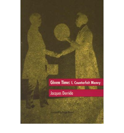 Given Time: Counterfeit Money v.1