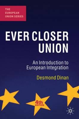 Ever Closer Union : An Introduction to European Integration