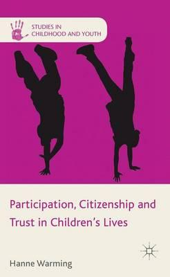 childrens participation A report focussing on one particular part of a wider overarching study into children's participation in decision-making it examines the extent to which children living in england feel they have a voice and influence in matters affecting them at school, at home and in the area where they live.