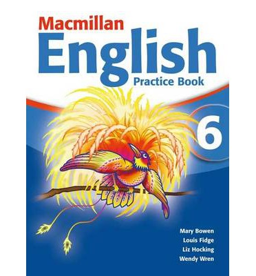 Macmillan English Practice Book and CD-ROM Pack New Edition Level 6