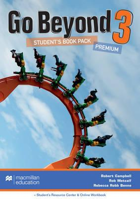 Go Beyond Student's Book Premium Pack 3