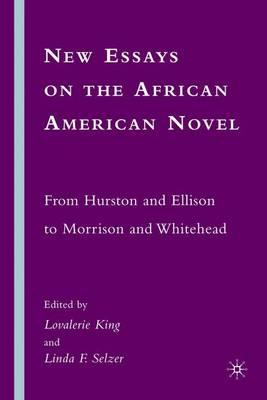african american essays African-american literature is the body of literature produced in the united states by writers of african descent it begins with the works of such late 18th-century.