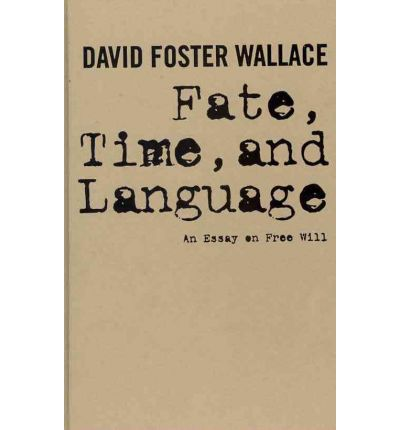david foster wallace tv essay In the late fall of 1997, i got a phone call from david foster wallace wallace had been a model of gentlemanly calm throughout the editing process on his essay about.
