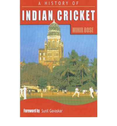 history of indian cricket In this book, mihir bose examines the rollercoaster nature of india's cricket history, from its early days in the time of the british raj to the present day period that has been characterised by both the sublime (the batting mastery of sachin tendulkar) and the ridiculous (the match-fixing scandals associated with the nefarious activities of certain indian bookmakers.