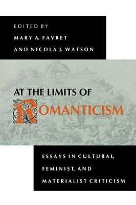 romanticism and consciousness essays in criticism