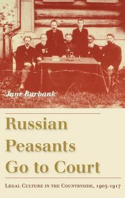 Russian Peasants Go to Court