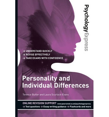 Psychopathology and individual differences