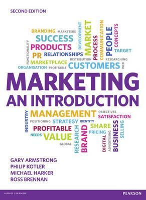 Marketing: An Introduction : Gary Armstrong : 9780273762607