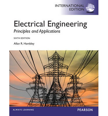 Principles And Applications Of Electrical Engineering Pdf