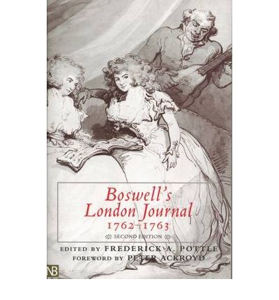 Boswell's London Jnl 1762-1763