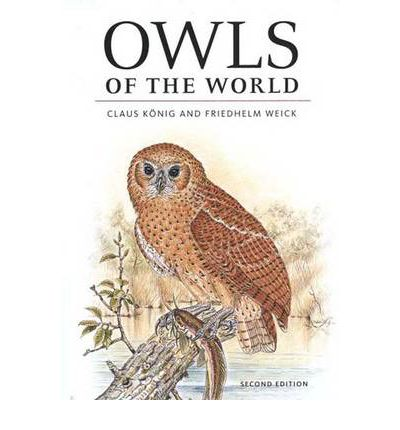 Kostenloser Online-Download von Büchern Owls of the World by Claus König, Friedhelm Weick auf Deutsch 9780300142273