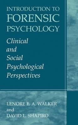 Criminal Psychology Books Pdf