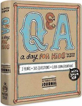 Q and A a Day for Kids