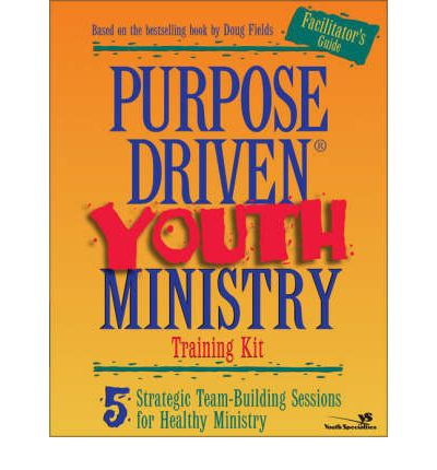 understanding a purpose driven youth ministry