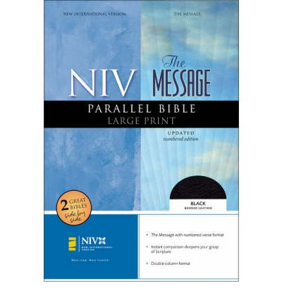 Free kindle books downloads uk NIVthe Message Parallel Bible in German FB2 0310937124
