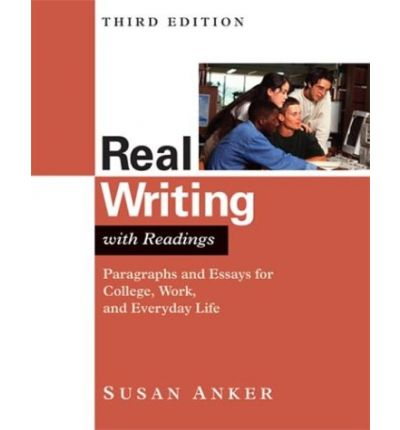 get writing paragraphs and essays with readings Abebookscom: writing first with readings: paragraphs and essays (9781457667831) by laurie g kirszner stephen r mandell and a great selection of similar new, used and collectible books available now at great prices.