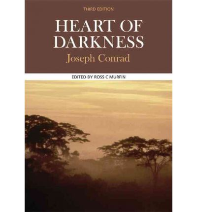 an analysis of the images of darkness in the novel heart of darkness by joseph conrad