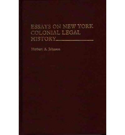 Essays on new york