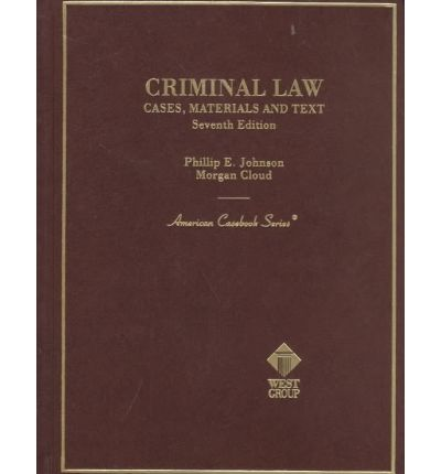 criminals law