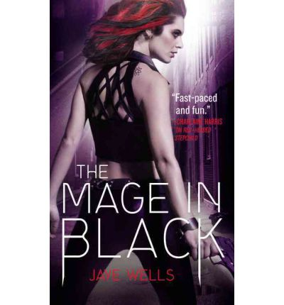 The Mage in Black