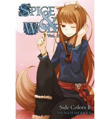 Spice and Wolf: Side Colors II v. 11