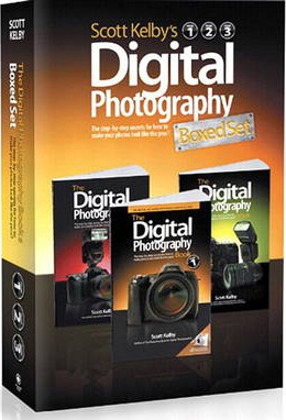 Scott Kelby's Digital Photography Boxed Set: v. 1, 2 & 3