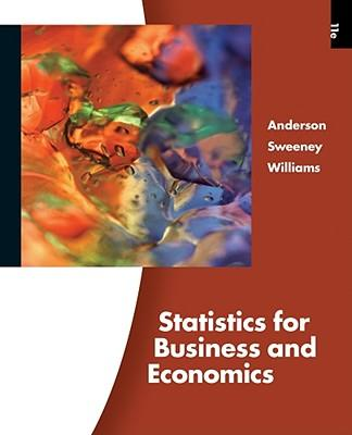 Statistics for Business and Economics, 12th Edition