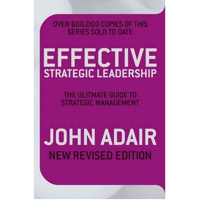 is strategic leadership necessary to effectively Successfully execute the organizational strat- egy some executive  which  organizations are effective in making  issues of strategic leadership are  important.