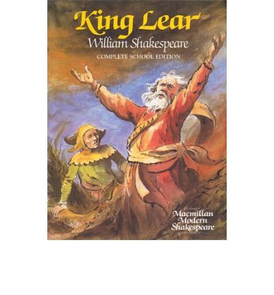 a study of king lear by william shakespeare Home → sparknotes → shakespeare study guides → king lear king lear william shakespeare table of contents play watch the king lear video sparknote read.