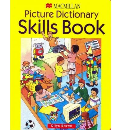 25 Free Printable Picture Dictionaries for Kids
