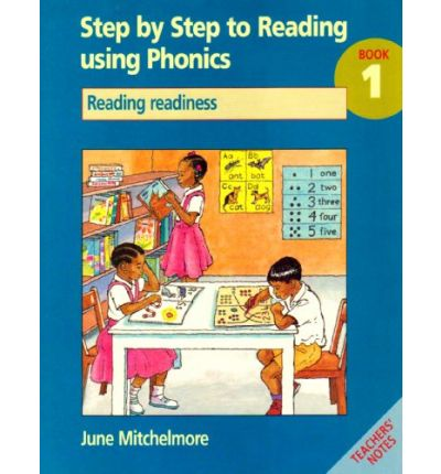 how to teach phonics step by step