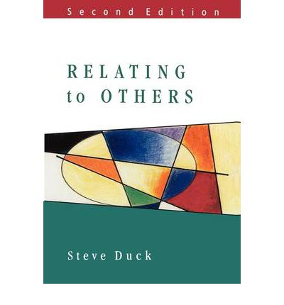 relating to others The quality of the feedback is related to the amount and relevance of self-disclosure we receive and share with others.