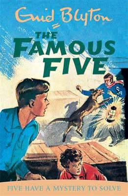 Five Have a Mystery to Solve: Book 20