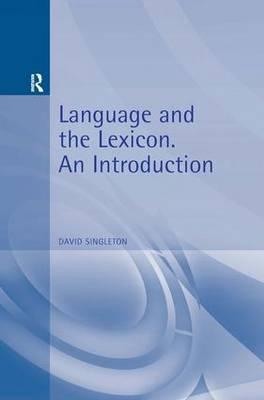 Language and the Lexicon