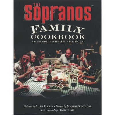 "The ""Sopranos"" Family Cookbook"