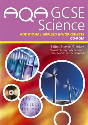 AQA GCSE Science Additional Applied e-Worksheets