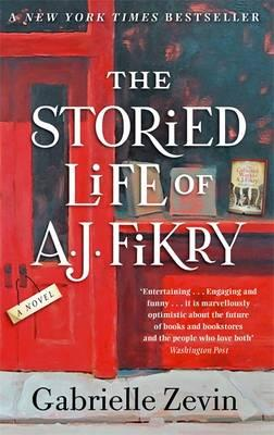 Image result for the storied life of aj fikry  book